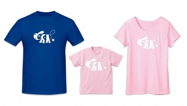 ピップン2号Tシャツパターン